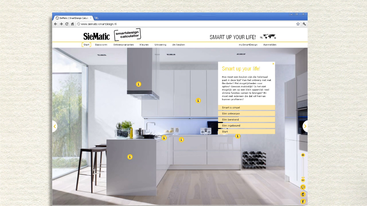 Smart Design Keukens : Siematic smartdesign commercial poi creatives