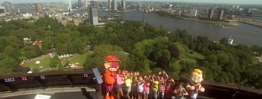 Euromast: Kids4KidzZz Clip