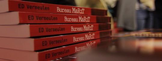 Boek in beeld. Bureau MaRiT
