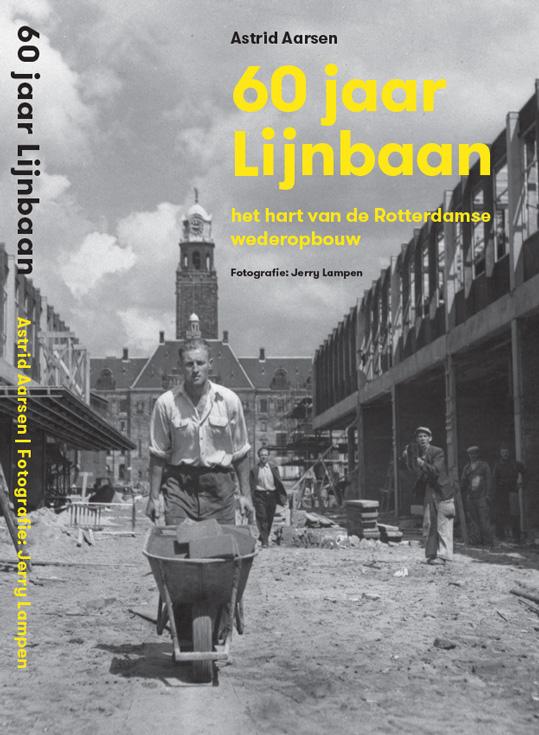 60 jaar Lijnbaan cover