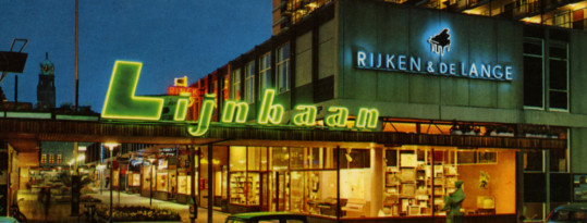 Livestream: 60 jaar Lijnbaan.