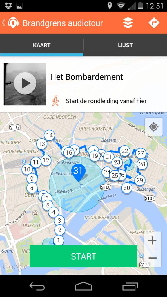 Brandgrens app