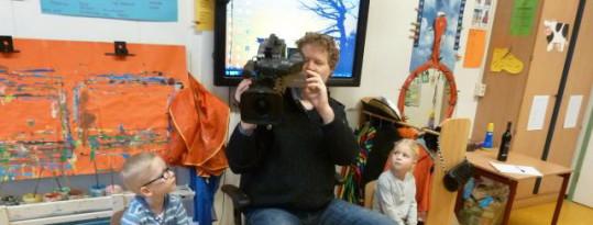 Wat voor werk doet een cameraman?