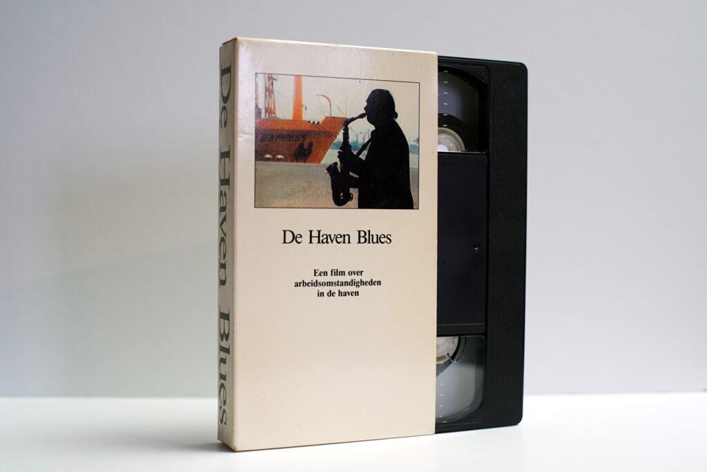De Havenblues VHS