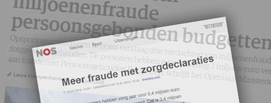 Pilot Voorkomen fraude gemeentelijk sociaal domein