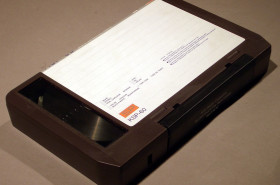 U-matic tape