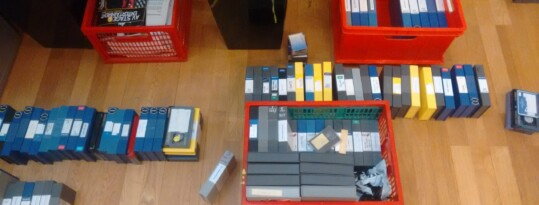 digitaliseren van analoge videobanden