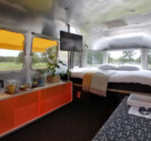 Camp Silver – overnachten in een Airstream