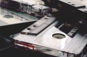 Casette Tapes, digitalisering