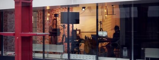 Permanente Webinar/Livestream Studio