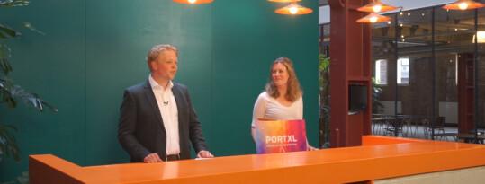 PortXL Selection Days livestream